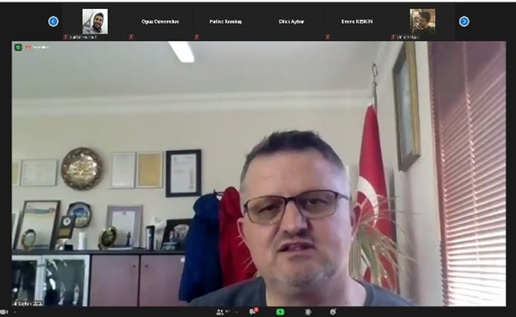 """Prof. Dr. Beykan Çizel : """"Turizmin Başkenti Antalya güvenli liman olmaya devam etmeli"""""""