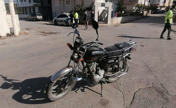 Ehliyetsiz yaptığı kaza 7 bin 839 liraya mal oldu