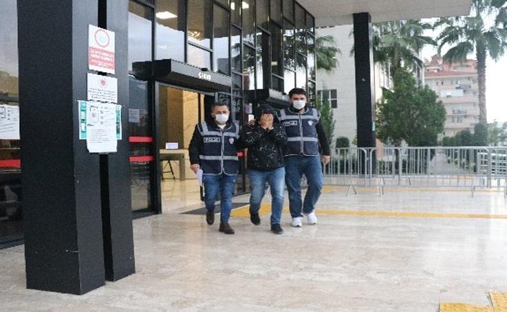 12 kişiden 1 milyon TL vurgun yapan dolandırıcı yakalandı
