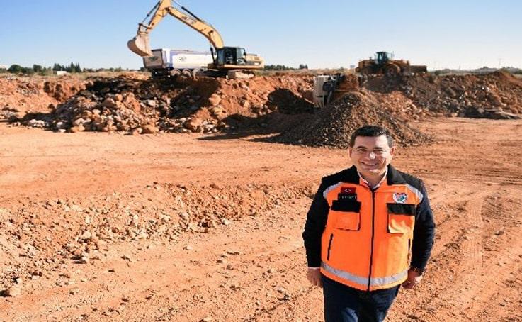 Taş kırma makinesiyle yıllık 1 milyon TL tasarruf