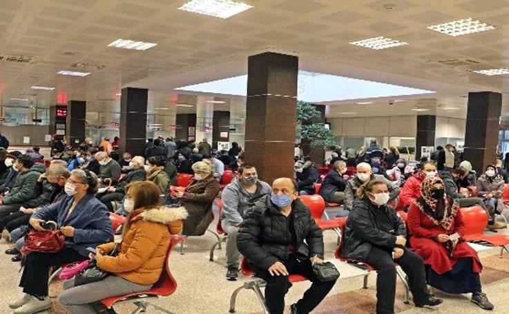 Antalya'da borç yapılandırma yoğunluğu