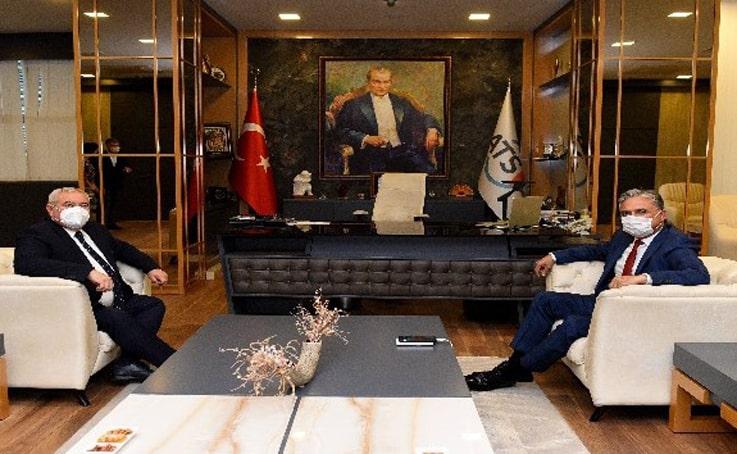Başkanlar kenti konuştu