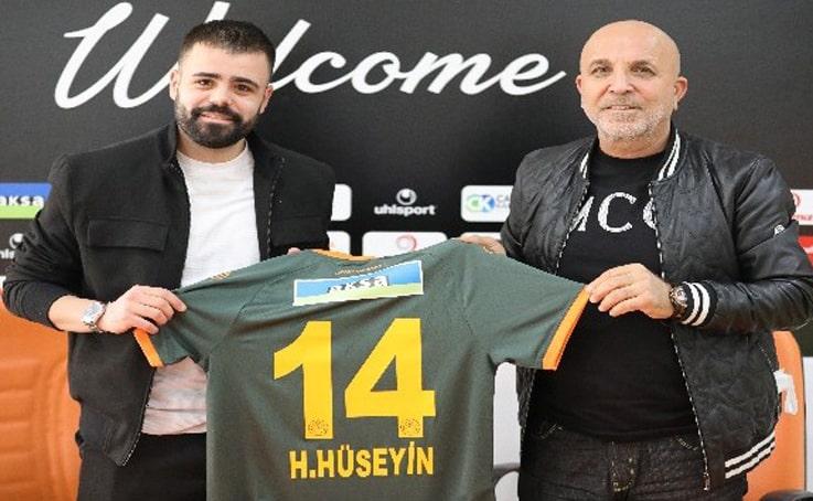 Hasan Hüseyin Acar, Alanyaspor'da
