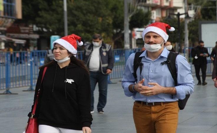 Antalya'da turistler için uygulanacak kısıtlamanın önlemleri alındı
