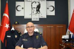 Emniyet Müdürü Gülcü Kırıkkale'ye atandı