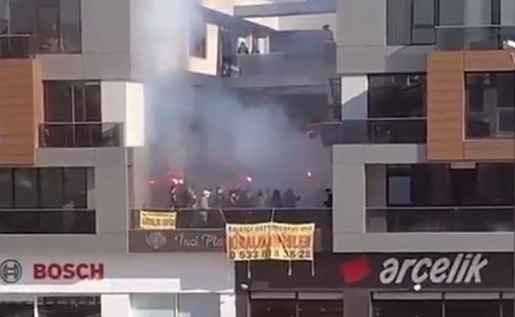 Antalya'da erken yılbaşı kutlamasına polisten ceza yağdı