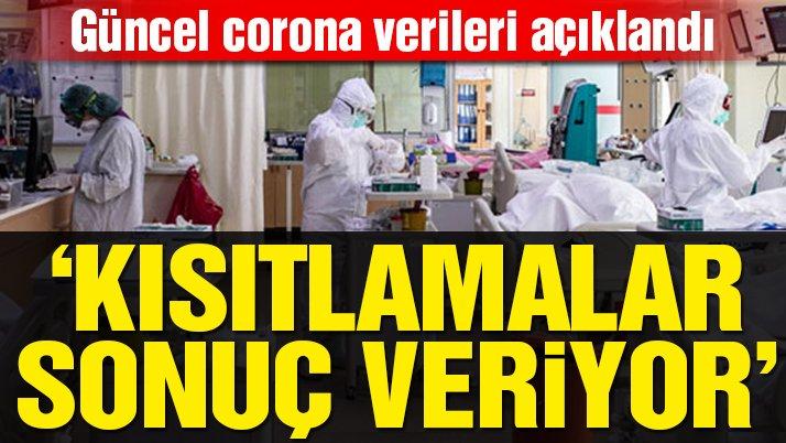 Son dakika… Güncel corona virüsü verileri açıklandı! İşte 29 Aralık tablosu