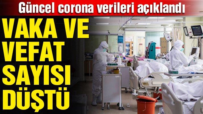 Son dakika… Güncel corona virüsü verileri açıklandı! İşte 26 Aralık tablosu