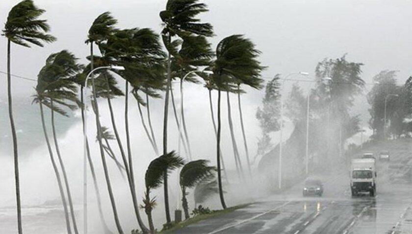 Son dakika… Meteoroloji'den 11 il için kuvvetli yağış ve fırtına uyarısı