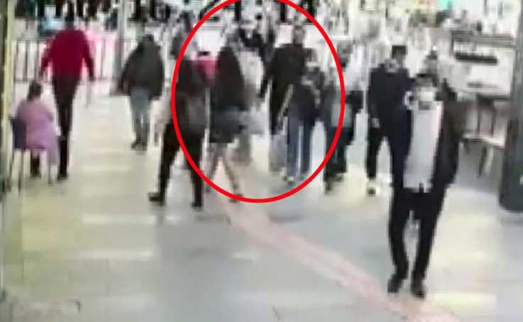 Eşinin yanında tacize uğradığı öne sürülen kadının ifadesi ortaya çıktı