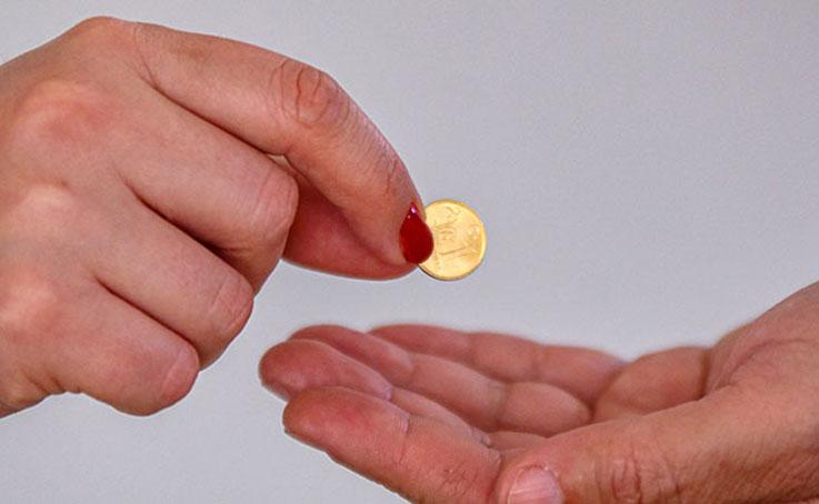 '1 kuruşu vermeyen firma, 5 bin lira tazminat ödemek zorunda kalabilir'