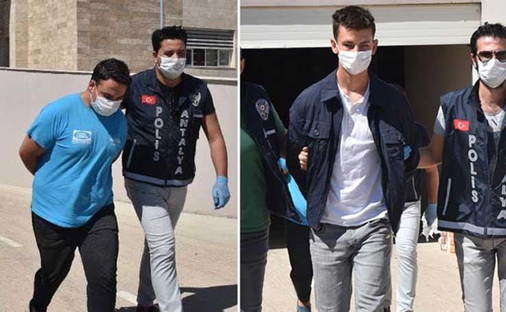 Cezayirli iş insanını öldüren 2 sanığın ömür boyu hapsi istendi