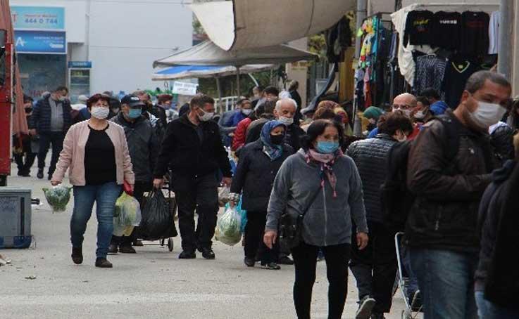 Yaş ortalamasının 35 olduğu Antalya'da 28 bin 776 bin 1 yaş altı bebek var