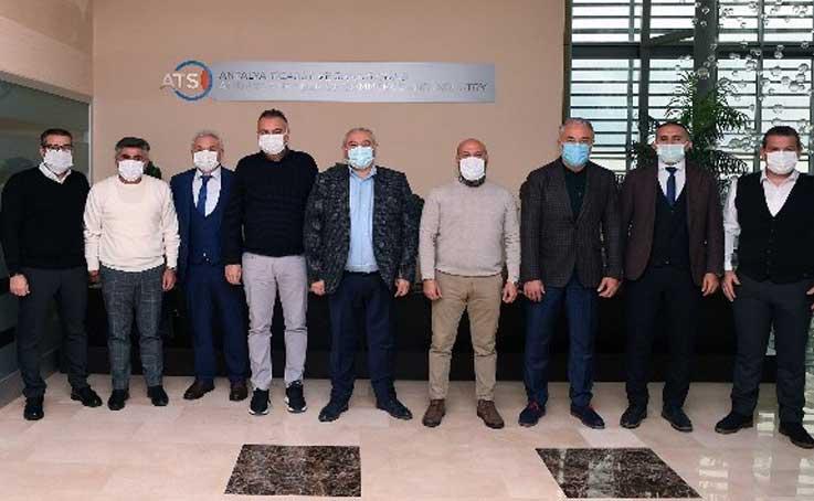 ATSO, yabancı çalışanda kayıt dışı problemini Ankara'ya taşıyacak