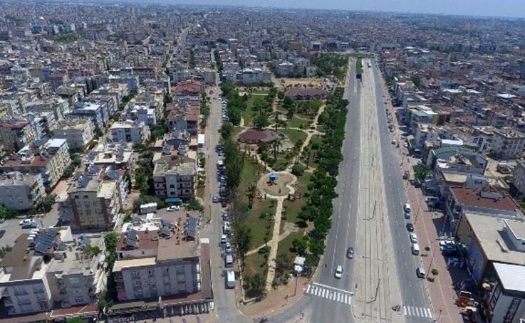Antalya 3 bin 10 konut satışı ile Ocak ayında en fazla konut satılan 4'üncü il oldu