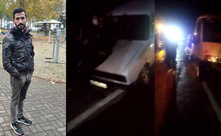 Arızalanan otomobili kurtarıcıya yüklemek isteyen 3 kişiye araç çarptı: 2 ölü