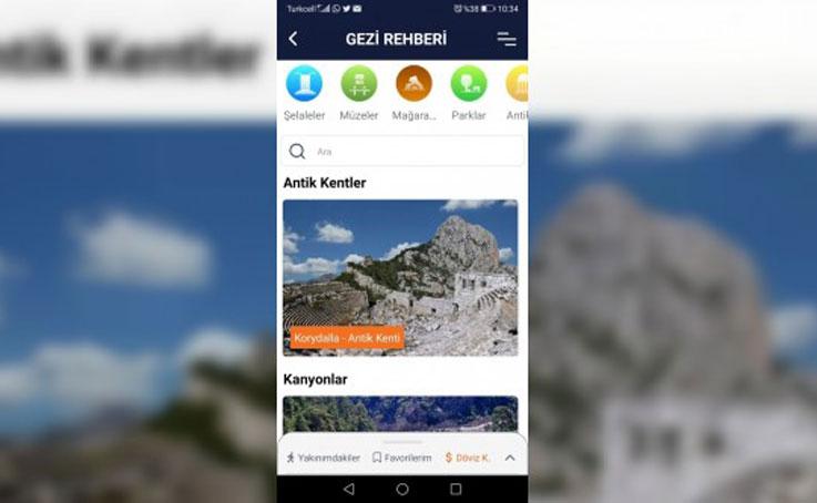 Büyükşehir'in mobil uygulaması yayında