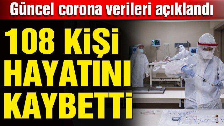 Son dakika… Coronadan kaynaklı can kaybı ve yeni vaka sayısı açıklandı! İşte 6 Şubat tablosu