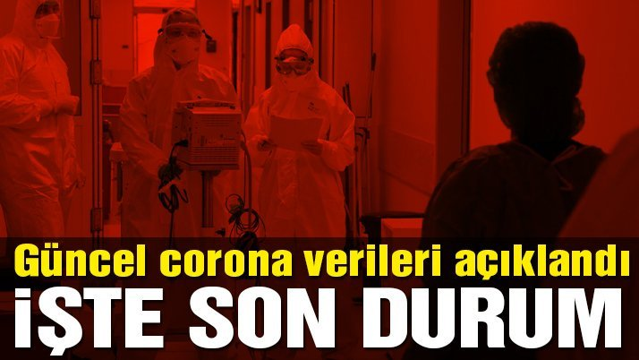 Son dakika… Sağlık Bakanlığı güncel corona virüsü verilerini açıkladı! İşte 14 Mart tablosu