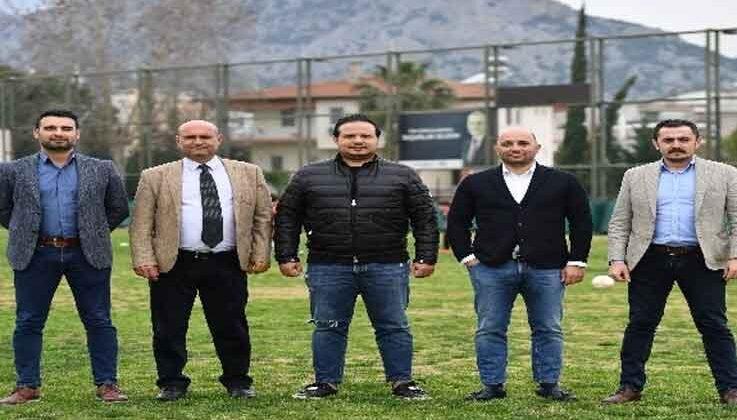Konyaaltı Belediye Spor Kulübü'nde yeni yönetim