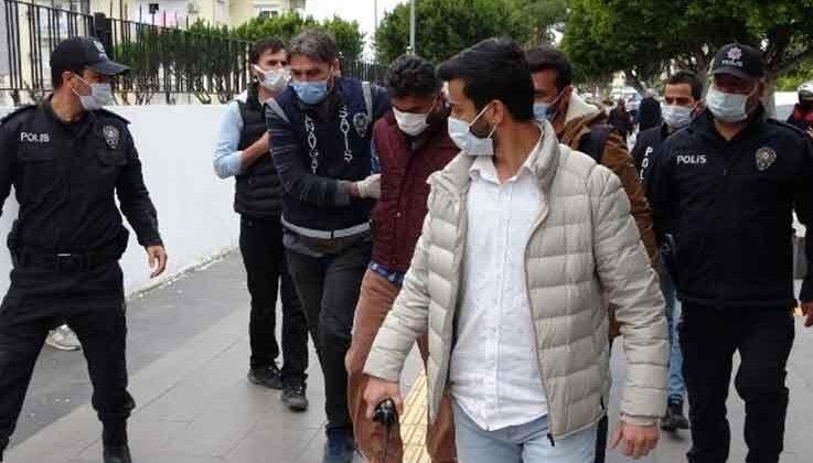 Dünya Kadınlar Günü'nde karısına ve oğluna dehşeti yaşatan adam tutuklandı