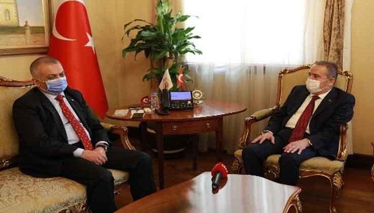 """Ersin Yazıcı: """" Antalya'ya hizmet etmek gurur ve şerefine hep birlikte ulaşacağız"""""""