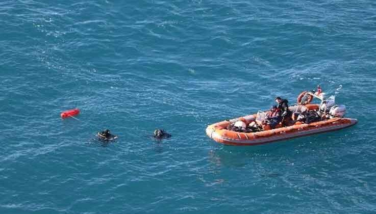 5 gündür kayıp olan genç dalgıç polisler tarafından aranıyor