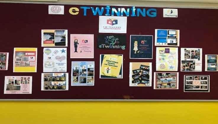 Antalya'da eTwinning projesi Türk, Azeri ve Rumen öğrencileri bir araya getirdi