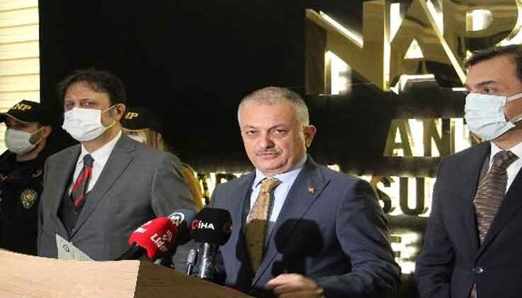 Antalya'da uyuşturucu satıcılarına 'Mavi Bayrak' operasyonu: 200 gözaltı