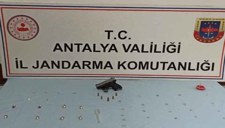 Jandarma'dan uyuşturucu operasyonu: 4 gözaltı