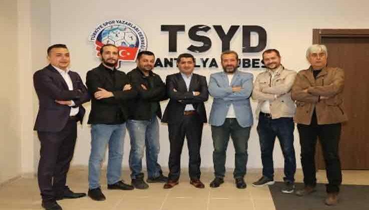 TSYD Antalya Şube'de ikinci Çiçek dönemi