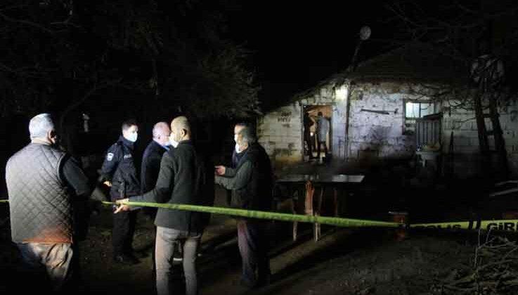 Yardım edip evine aldığı kadın ölü bulundu