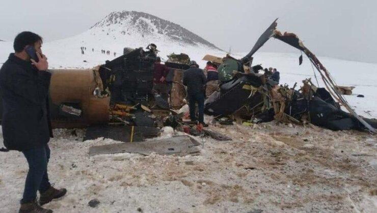 MSB, 11 askerin şehit olduğu kazayla ilgili açıklama yaptı