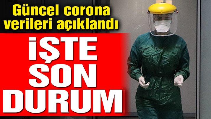 Son dakika… Güncel corona virüsü verileri açıklandı! İşte 4 Nisan tablosu