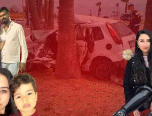 Oğlunun doğum günü alışverişine giderken kazada ölen Zeynep'in eşinden buruk paylaşım