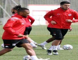 Antalyaspor'da, MKE Ankaragücü hazırlıkları