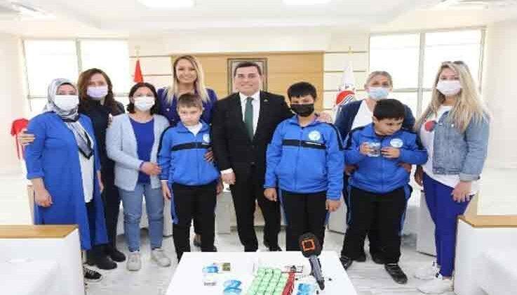 Kepez Belediyesi otizmli çocukları ağırladı