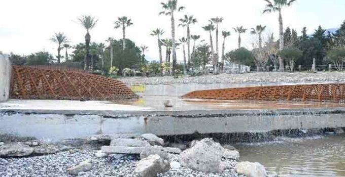 Atık tutucu sistemi 2 ayda 4,5 ton atık topladı