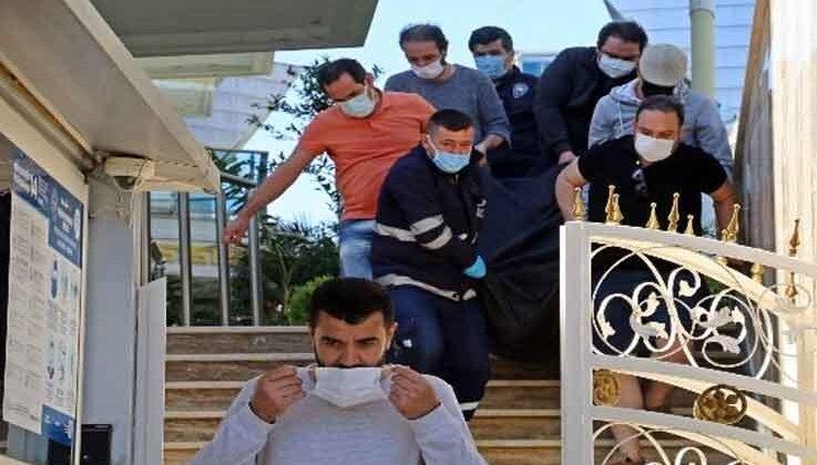 İranlı sanal para brokeri apart oteldeki odasında ölü bulundu