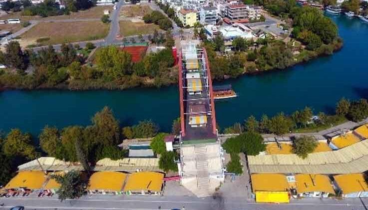 """Rauf Denktaş Köprüsü """"Müze Köprü"""" oluyor"""