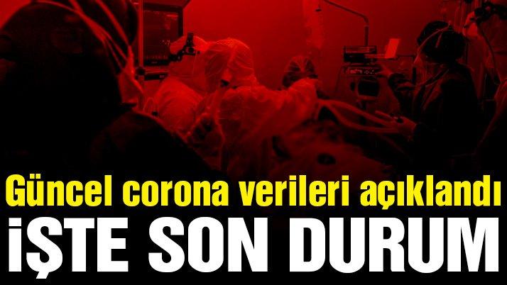 22 Nisan corona virüsü verileri açıklandı