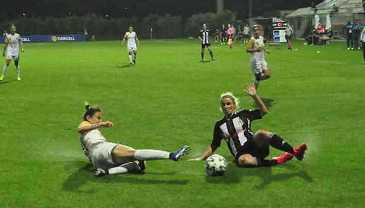 Turkcell Kadın Futbol Ligi'nde finalin adı belli oldu