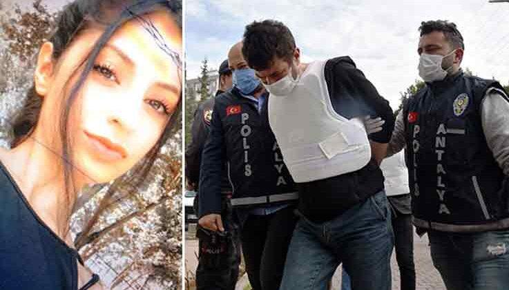Mervenur'un katili: Cesedini damacana su taşır gibi çatıya çıkardım