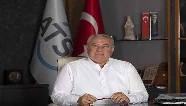 """ATSO Başkanı Çetin: """"Haydi Antalyaspor, kupayı al, bize bir bayram daha yaşat"""""""