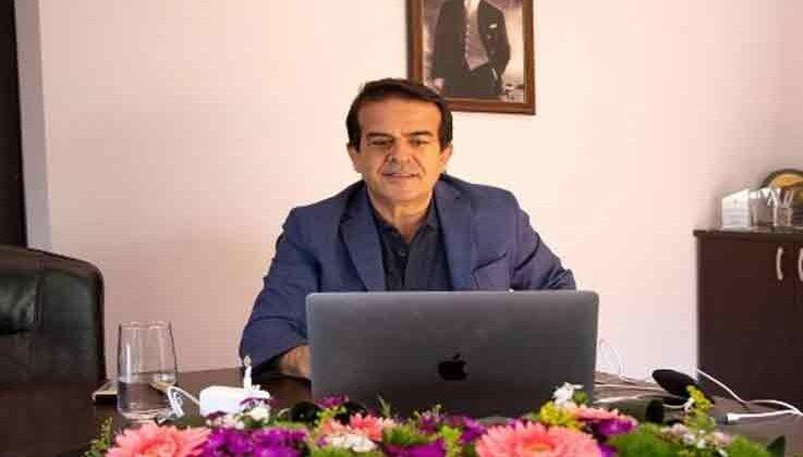 """ATB Başkanı Çandır:"""" 2 bin futbol sahası tarım toprağı inşaat kurbanı"""""""