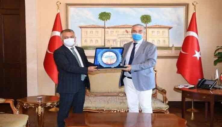 """Vali Yazıcı: """" Antalya pandemi sürecinde de en çok tercih edilen ve en güvenli şehir """""""