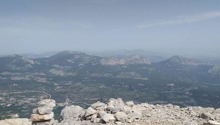 Ölü bulunan Ukraynalı dağcının zirvede çektiği son fotoğrafı ortaya çıktı