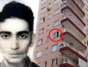 Veda mesajı yayınladıktan sonra 5'inci kattan ölüme atladı