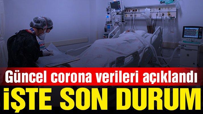28 Mayıs corona verileri açıklandı! İşte son durum