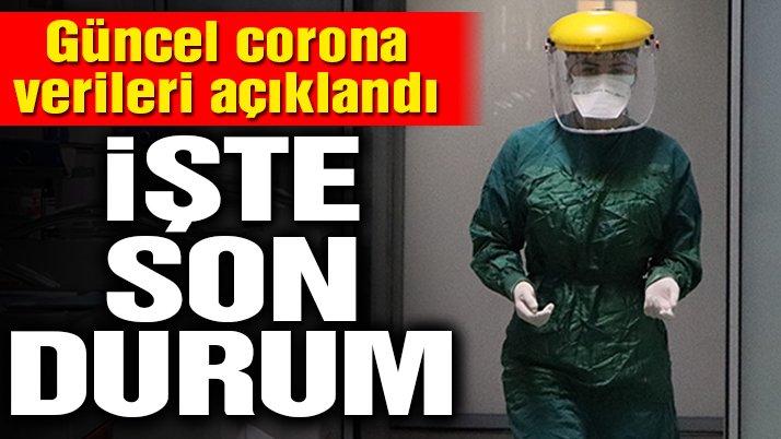 30 Haziran corona virüsü tablosu açıklandı! İşte son durum